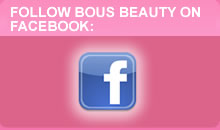 Follow Bous Beauty on Facebook